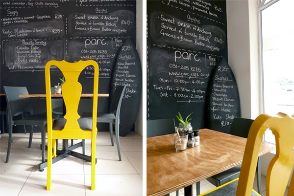 Restaurant Review: Parc Cafe - another awesome Durban spot
