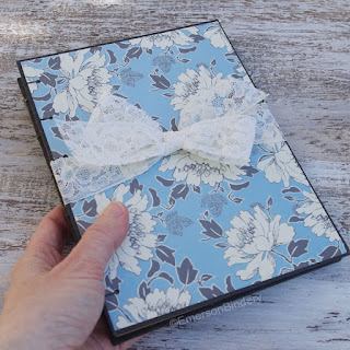 http://www.etsy.com/listing/230853680/small-rustic-wedding-guest-book-peony-on