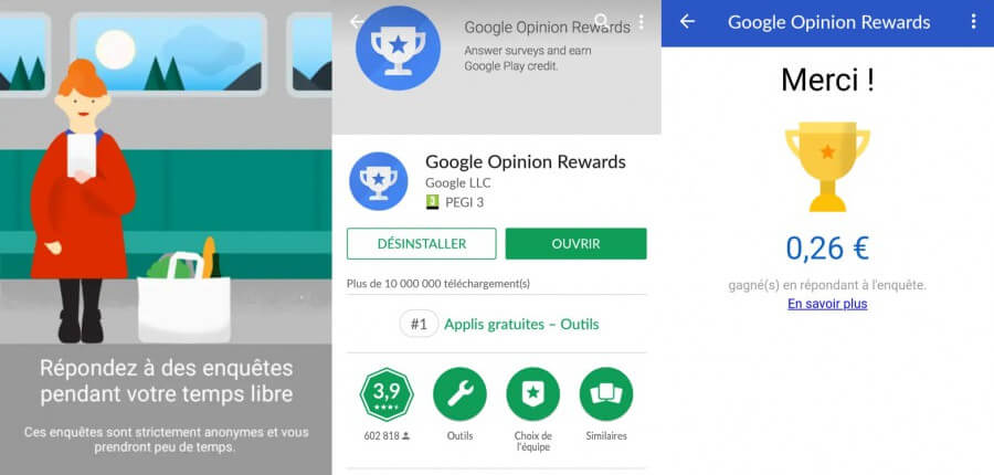 google rewards ios