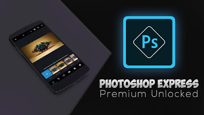 Download Adobe Photoshop Express Premium Unlocked