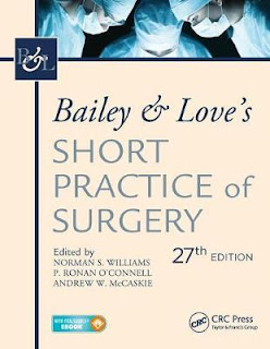 Bailey and Love Surgery 27th Edition
