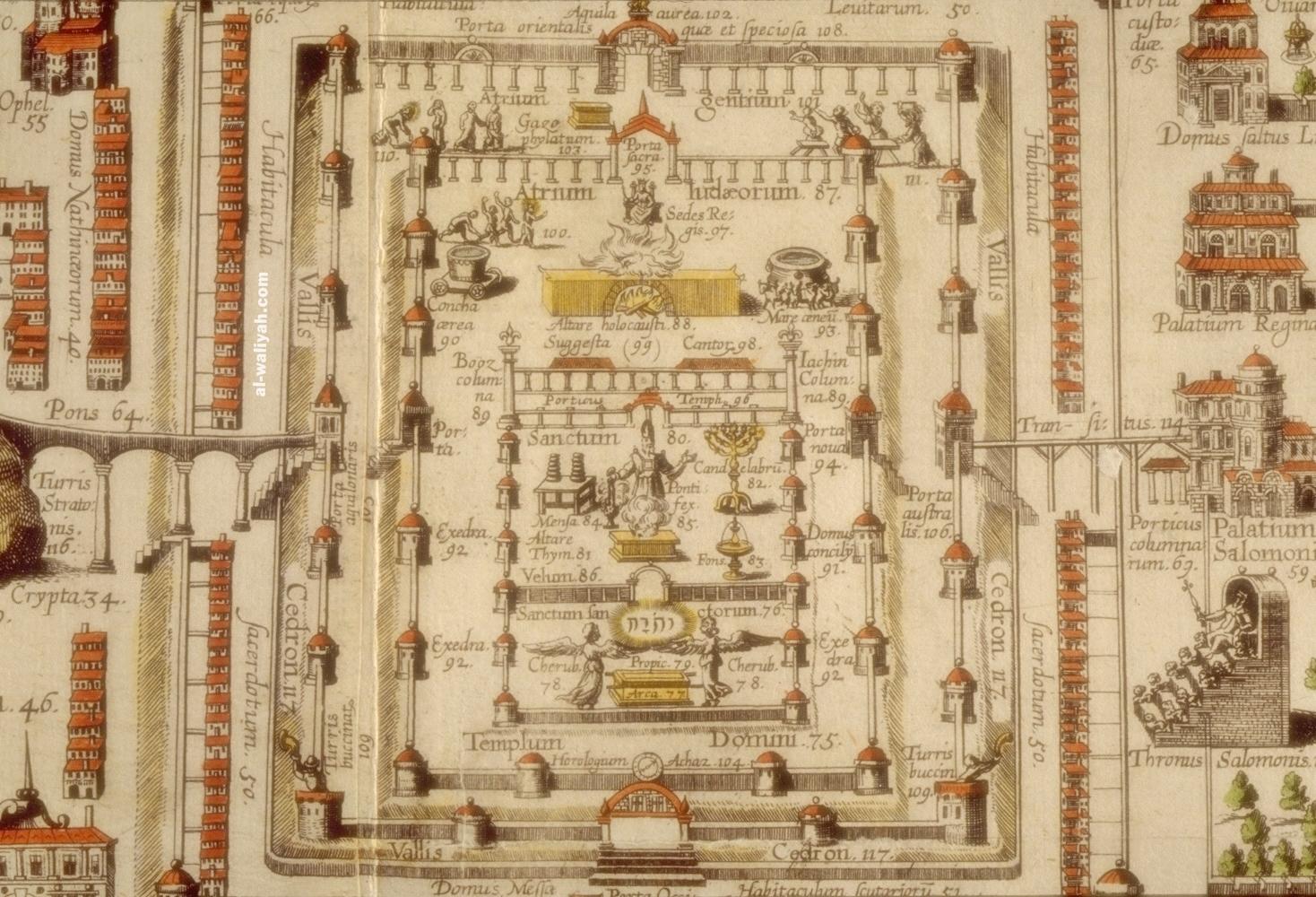 Istana Nabi Sulaiman Yang Super Megah