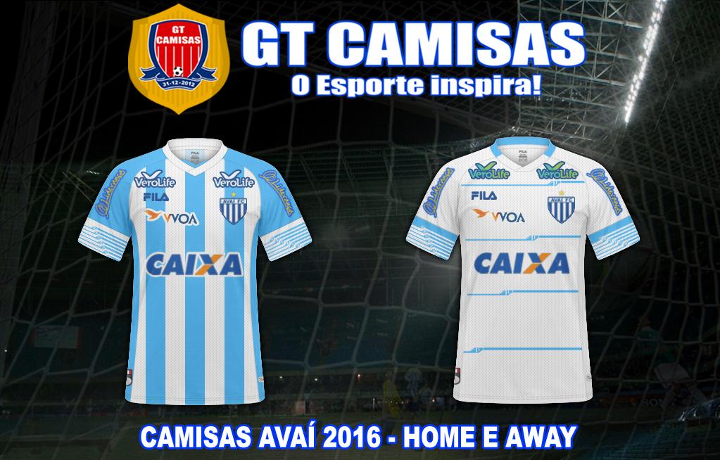 Todas as camisas da Série B do Campeonato Brasileiro 2016 - Show de ... cbf33a122f6e1