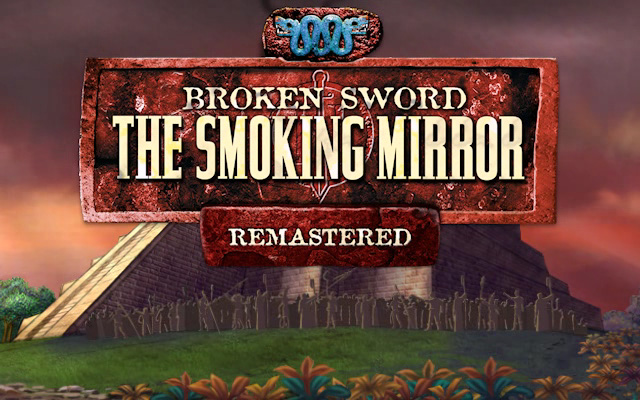 Broken Sword The Smoking Mirror Remastered logo