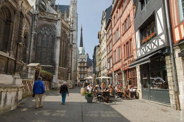 Ruan Rouen Que ver Normandia viaje roadtrip