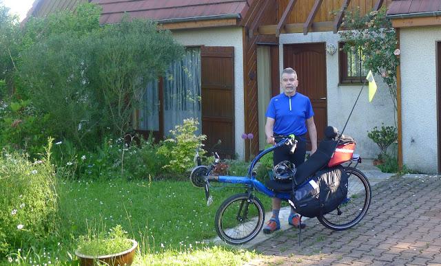 Tour de la Beauce en vélo couché