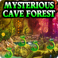 Avmgames Escape Mysterious Cave Forest