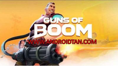 Guns of Boom Mod Apk v2.5.1 Mod Anti Ban Terbaru