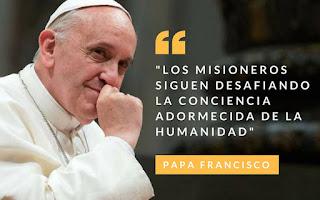OMP, Misioneros, DOMUND