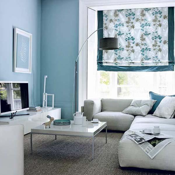 Home Interior Catalog 2013: Bricolage E Decoração: Ideias Para Salas Em Azul