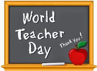 World Teacher's Day - Parentunplugged - Stacy Snyder