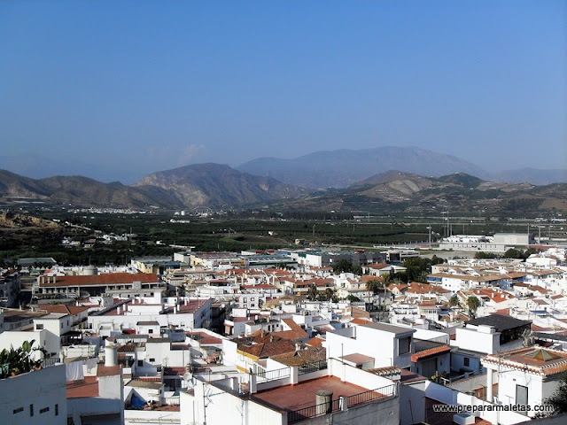 que ver en Salobreña Granada