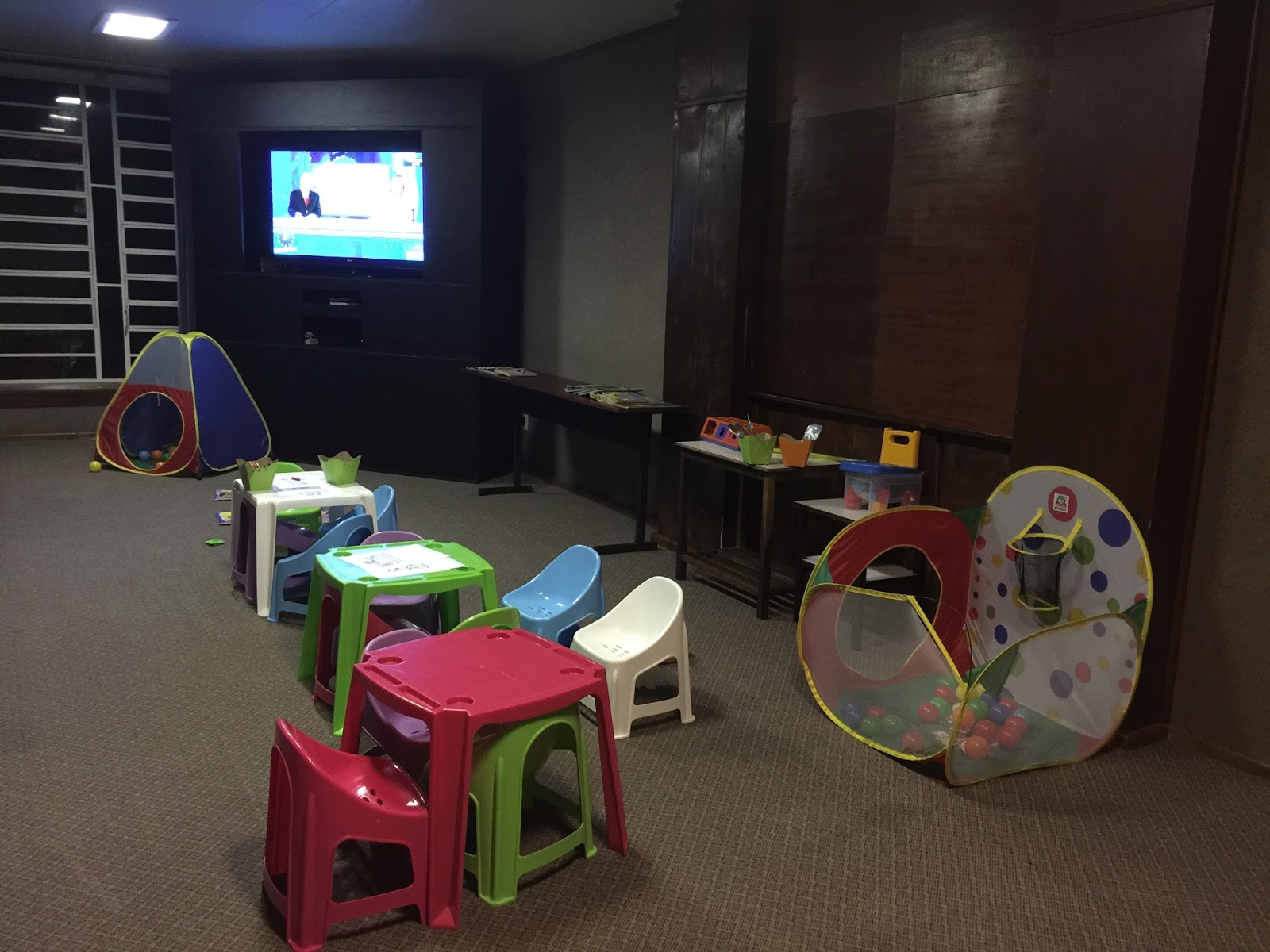 Area kids Grande Hotel Canela