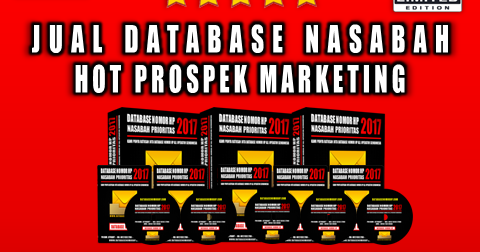 Jual Database Khusus Untuk Tour And Travel