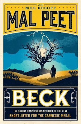 Beck by Mal Peet book cover