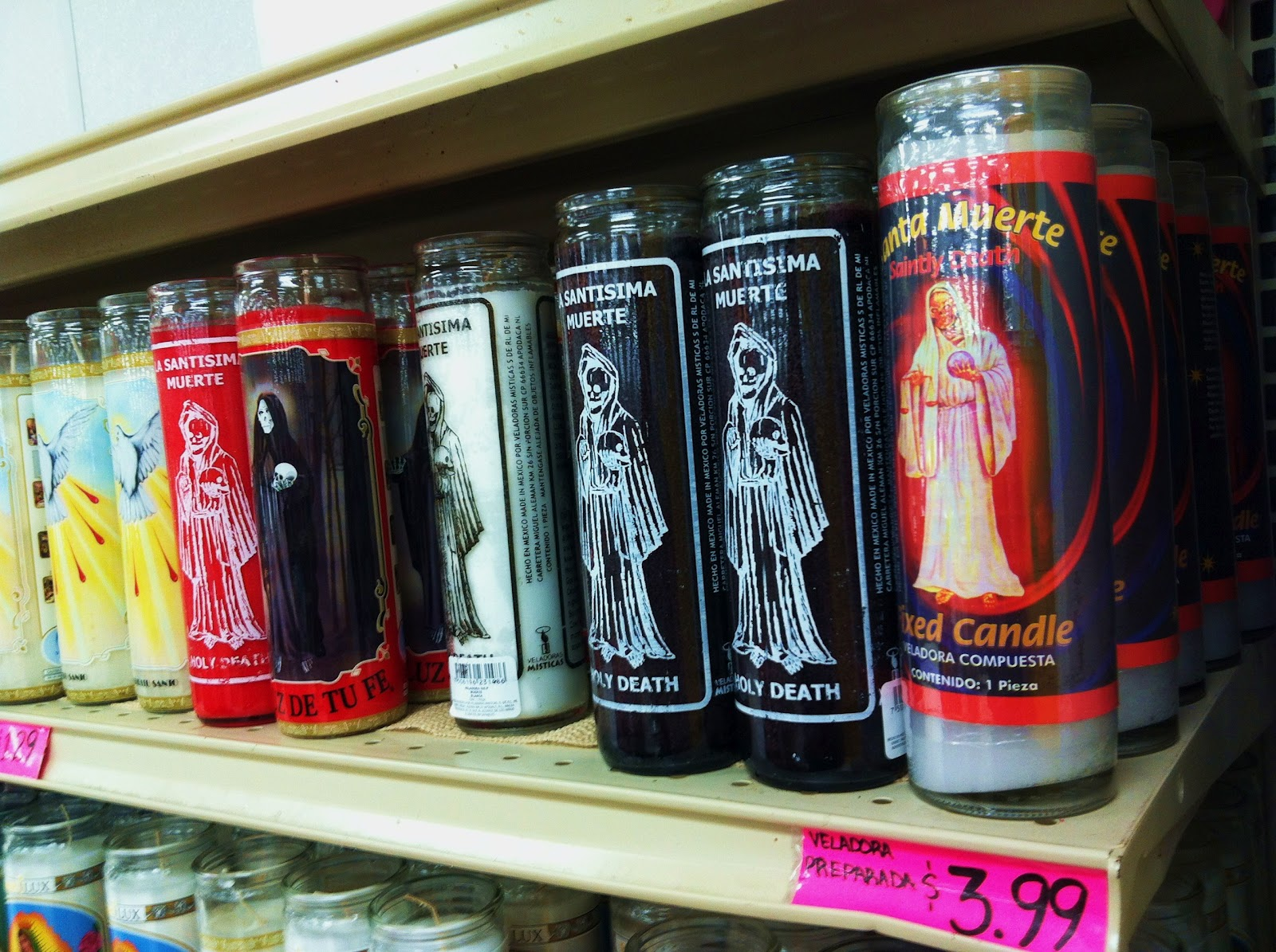 A Hispanic Matter: Preserving traditions – Candles and