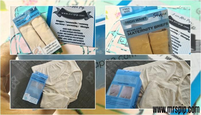 SHAPEE pakaian dalam selesa untuk wanita mengandung