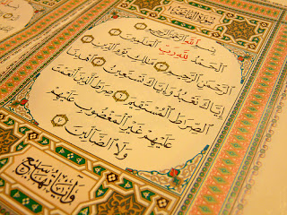 30 Nama Surat Al-Fatihah
