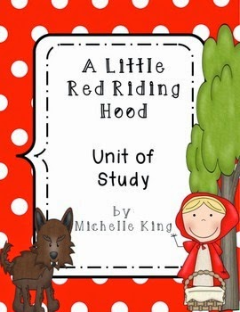 http://www.teacherspayteachers.com/Product/Little-Red-Riding-Hood-Companion-Set-1353251