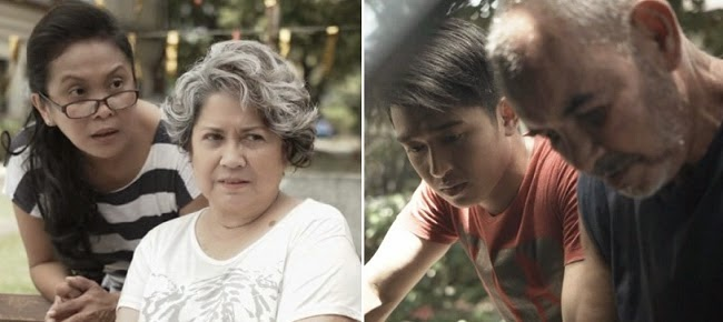 1st Ko si 3rd 'Love in the Time of Retirement' Movie for 2014 Cinemalaya Film Festival