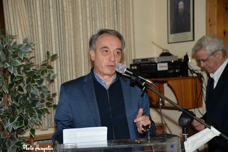 Με μεγάλη επιτυχία η εκδήλωση για την ιστορία του ποδοσφαίρου στο Κολινδρό Πιερίας