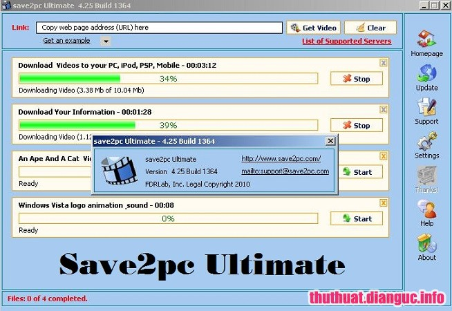 Download Save2pc 5.5.6 Build 1583 Full Cr@ck + Portable