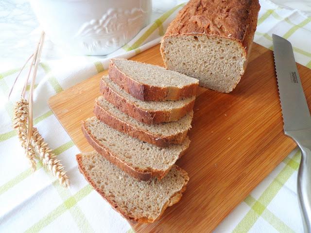 Chleb żytnio-orkiszowy (Pane di farro e segale)