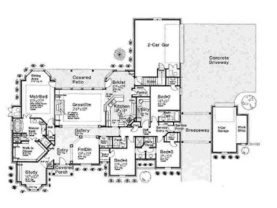 luxury french country house plans - Luxury French Country House Plans