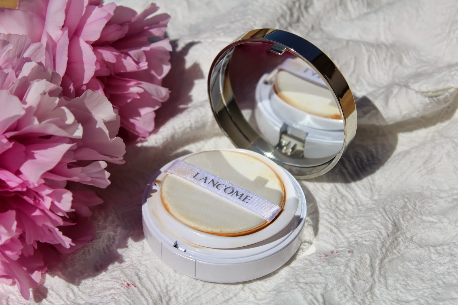 LANCOME MIRACLE CUSHION:  REVIEW