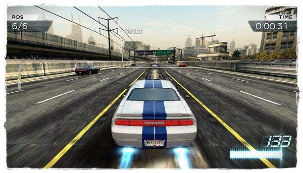 Need for Speed Most Wanted v1.3.71 Apk + Mod (Unlimited All)