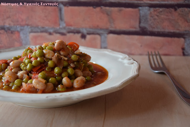 Recipe of the Day: Beans beads sauce with peas