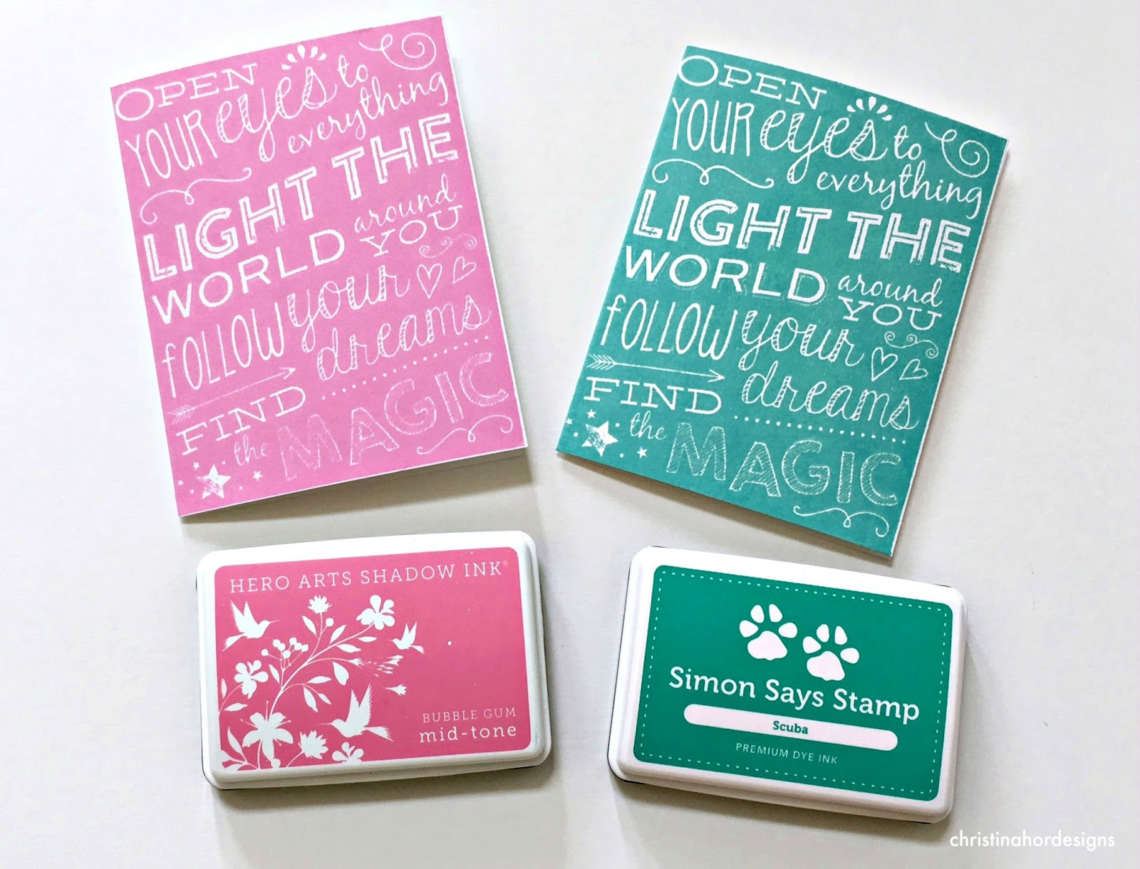Simon Says Stamp Premium Ink Pads