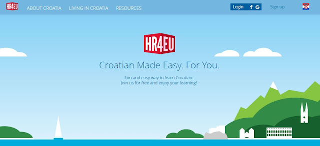 HR4EU learn croatian