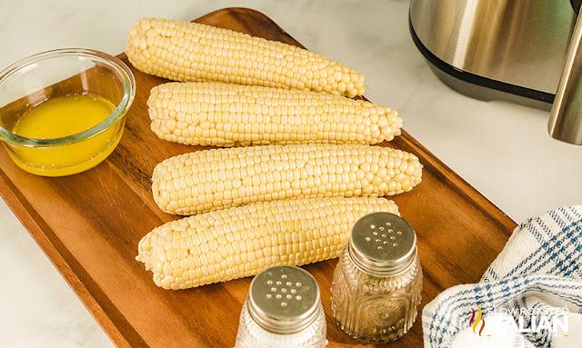 corn recipes ingredients