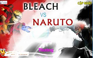 Naruto 2.1 - Chơi Game Bleach VS Naruto 2.1 miễn phí