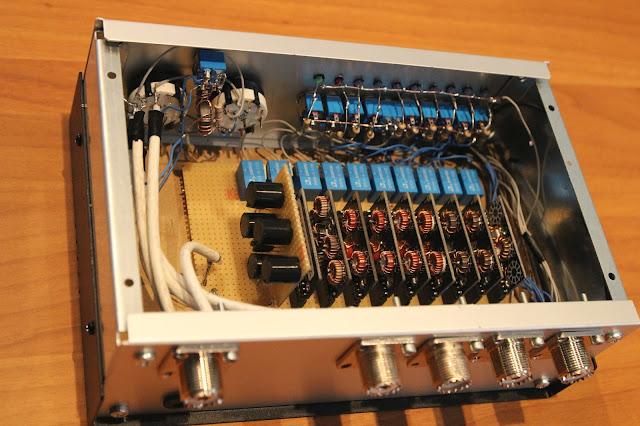 preselettore filtri elad spf-08