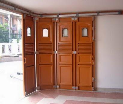 Macam Macam Model Pintu Rumah, Sesuaikan Dengan Konsep Rumah Anda 3