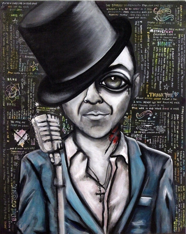 03-Lizzy-Falcon-Paintings-with-Large-Eyes-and-Big-Personalities-www-designstack-co
