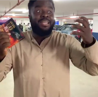 """Actor Kunle Afolayan distances himself from his brother's rant calling Buhari, Ambode """"bastards"""""""