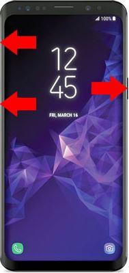 Cara Factory Reset Samsung Galaxy S9 dan S9 Plus
