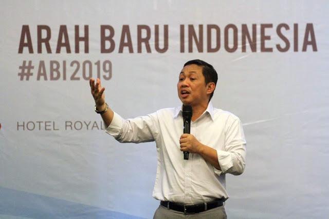"Filosofi sederhana ""Arah Baru Indonesia"""