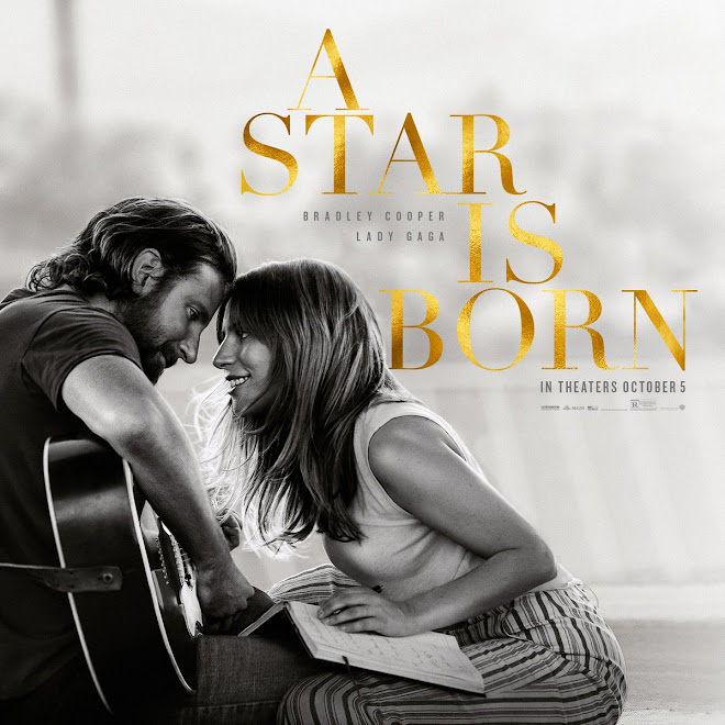 Headliner Lady Gaga, A Star is Born movie trailer