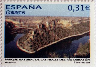 PARQUE NATURAL DE LAS HOCES DEL RIO DURATON