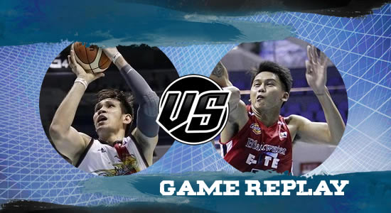 Video Playlist: SMB vs Blackwater game replay July 4, 2018 PBA Commissioner's Cup