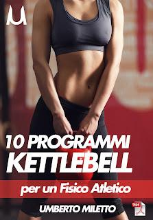 10 schede allenamento kettlebell donna