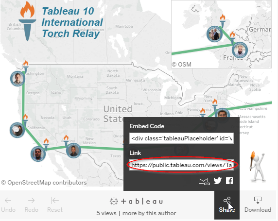 Vizible Difference: Embedding Tableau Public in a Web Page