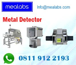 Metal Detector Untuk Industri
