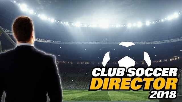Club Soccer Director 2018 v2.0.8e Apk Mod [Moedas Infinitas]