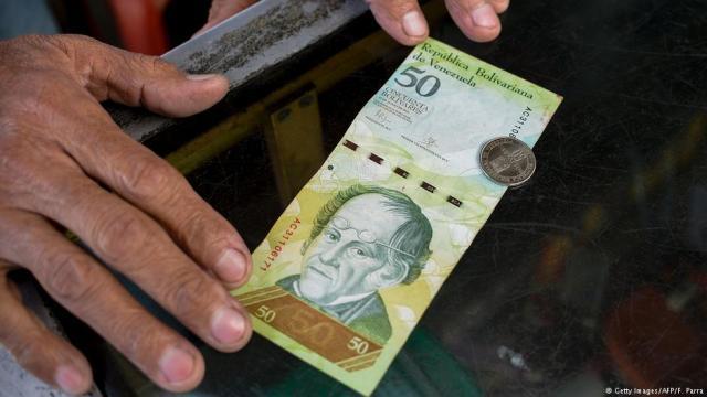 Venezuela: Las sombras de la bancarrota