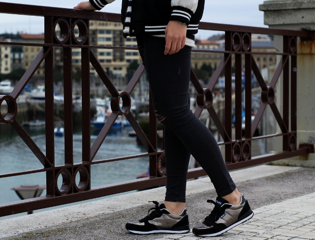 Bomber&Sneakers